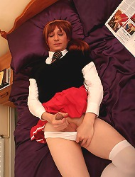 Naughty schoolgirl lucimay..